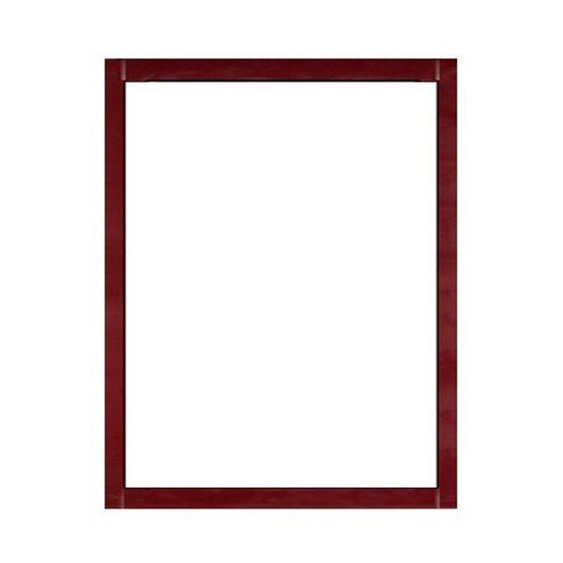 Ikkuna Kiinteä Pidennetty Kesä Punainen